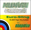 Martin Archery Bow Sling Hang Tag